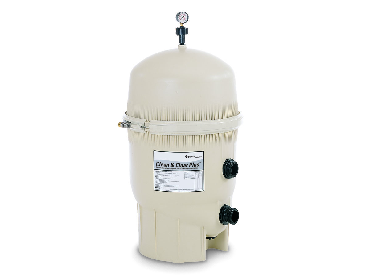 Filtration piscine - Cartouche - Clean & Clear Plus 420