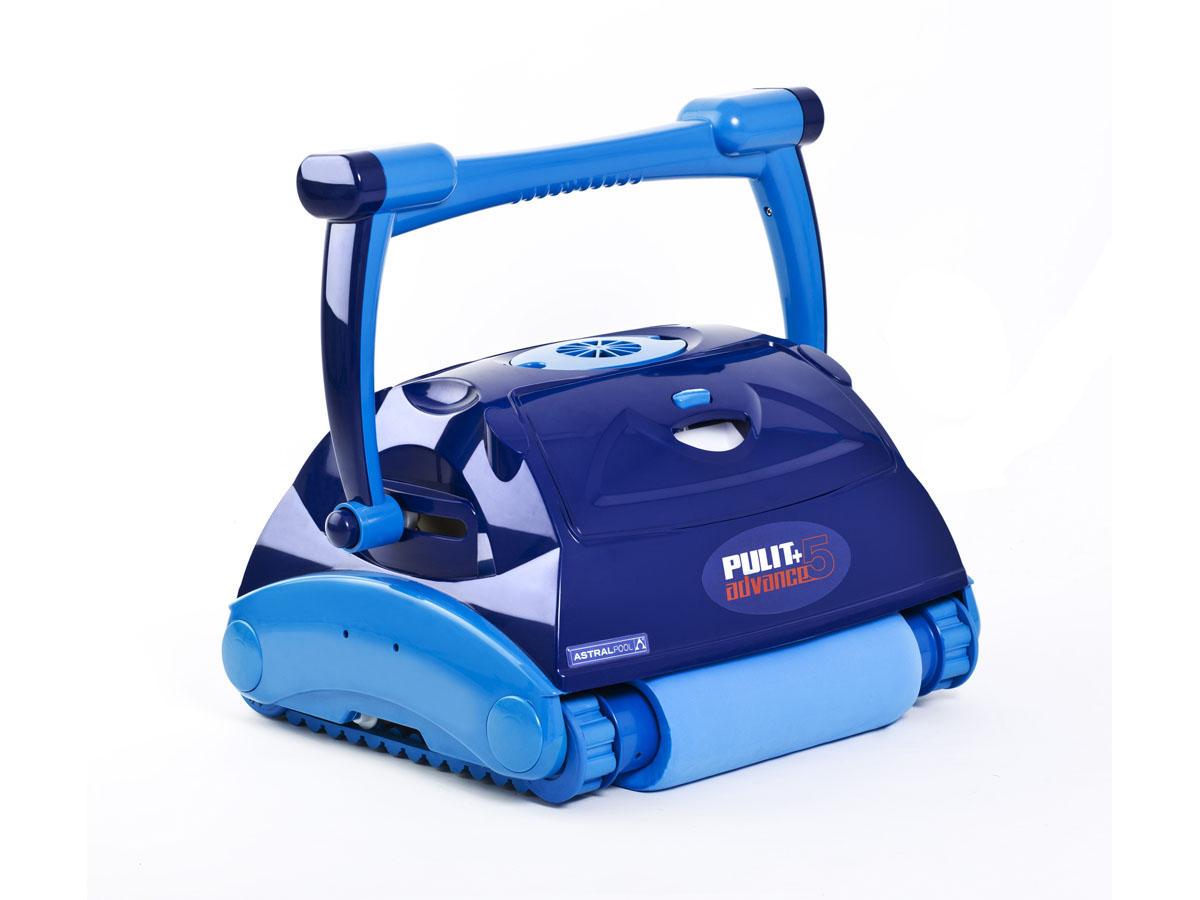 Robot piscine lectrique pulit advance 5 81443 81444 for Avis robot piscine