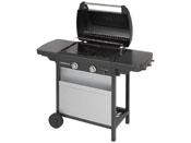 Barbecue Gaz Class 2 LX Vario - grille + plancha