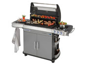 Barbecue Gaz 4 series RBS EXS