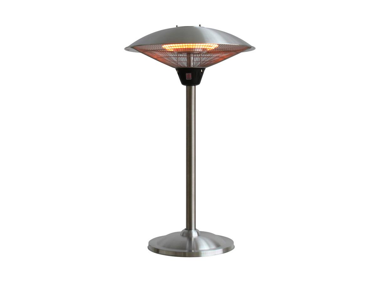 Parasol de table sunset 2100 w 79537 - Parasol chauffant de table ...