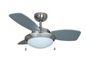 """Ventilateur de plafond """"Kaoma"""" - 50 W - Ø 76 cm"""
