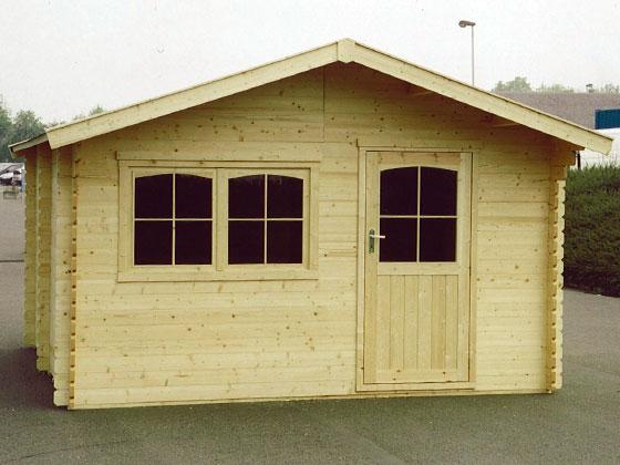 Abri de jardin en bois trait autoclave trouvez le for Chalet bois traite autoclave