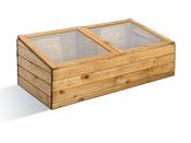 Serre bois  - 0.5 m² - 1 x 0.50 x 0.38 m