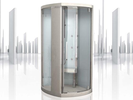 cabine de douche int grale brumisante infinity 107 x 206cm 21037 21038. Black Bedroom Furniture Sets. Home Design Ideas
