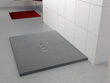 "Receveur ""Kinestone"" - Anthracite aspect ardoise - 100 x 80 cm"