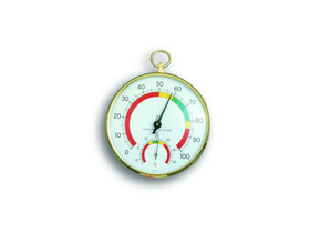 Thermomètre / Hygromètre de serre
