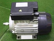 Moteur électrique - 2 CV Mono - 2800 tr/min