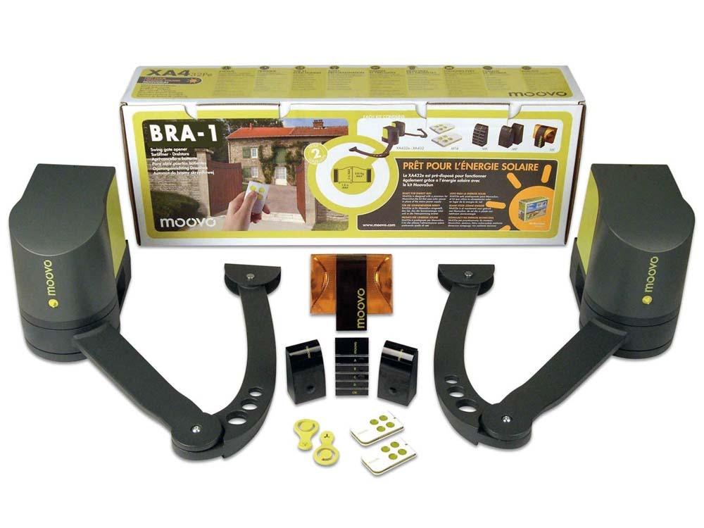 automatisme bras articul s pour portail battant bra 1 53354. Black Bedroom Furniture Sets. Home Design Ideas