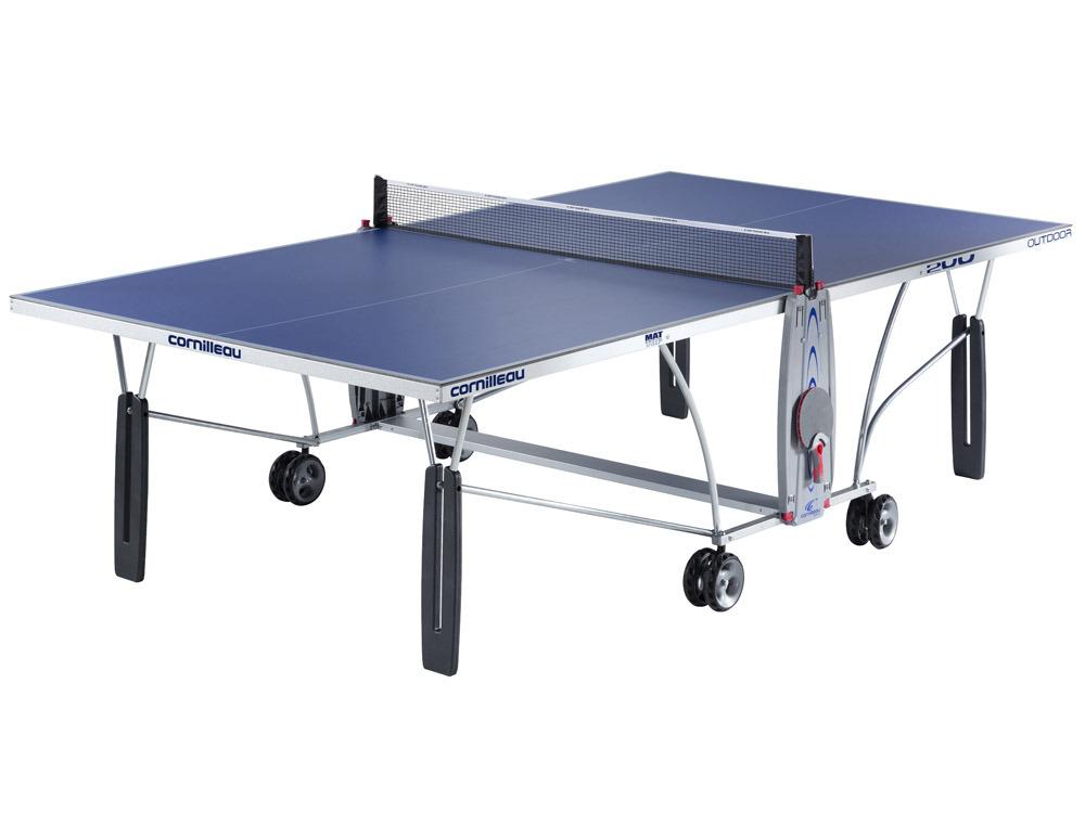 table de ping pong sport 200s outdoor 58227. Black Bedroom Furniture Sets. Home Design Ideas