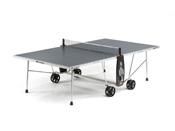"""Table ping pong extérieur """"Sport 100 S"""" - 274 x 152 x 76 cm - Gris"""