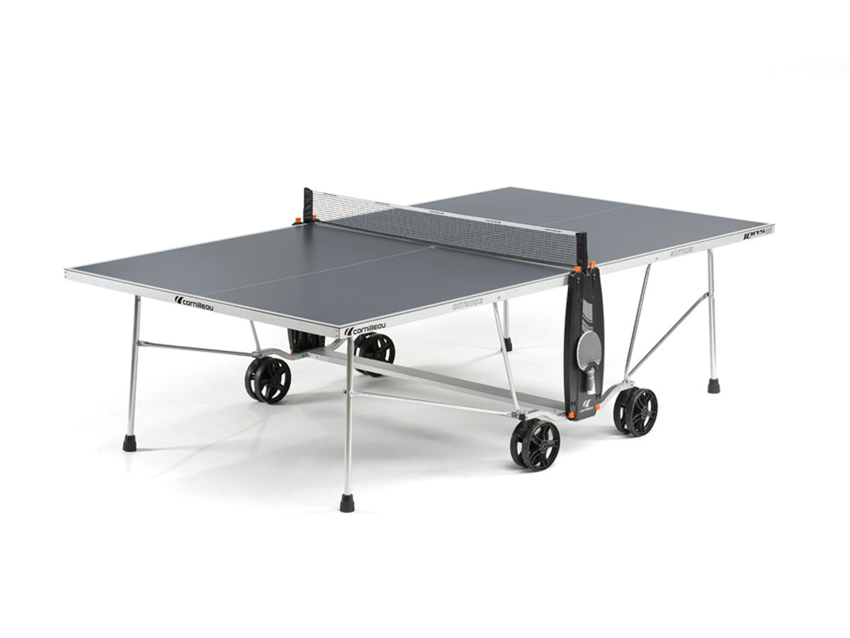Table ping pong ext rieur sport 100 s 274 x 152 x 76 for Ping pong exterieur