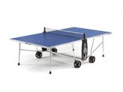 """Table ping pong extérieur """"Sport 100 S"""" - 274 x 152 x 76 cm - Bleu"""