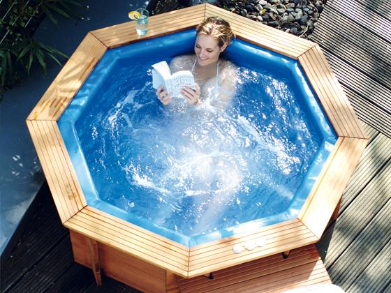 spa rond octaspa 3 places diam tre m 600 l 21743. Black Bedroom Furniture Sets. Home Design Ideas