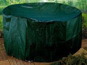Housse premium pour salon de jardin - rond - Ø 250 x 89 cm