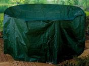 Housse de salon de jardin bistrot - 150 x 80 x 90 cm