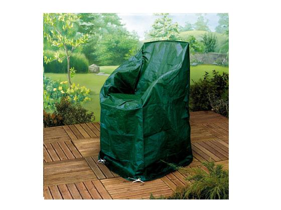 Housse premium pour chaises 61 x 68 x 107 cm 22508 - Housse chaise habitat ...