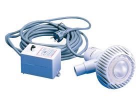 eclairage projecteur aqua spot avec transformateur 50 w 24492. Black Bedroom Furniture Sets. Home Design Ideas