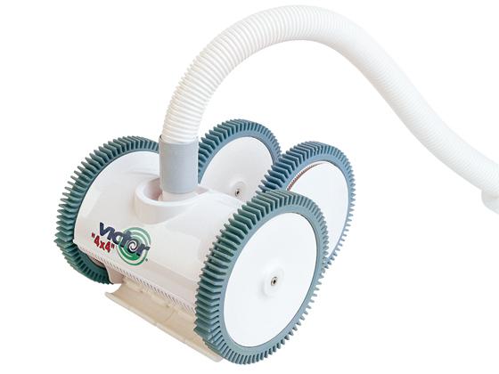 Robot piscine hydraulique victor 26544 27162 for Robot piscine victor