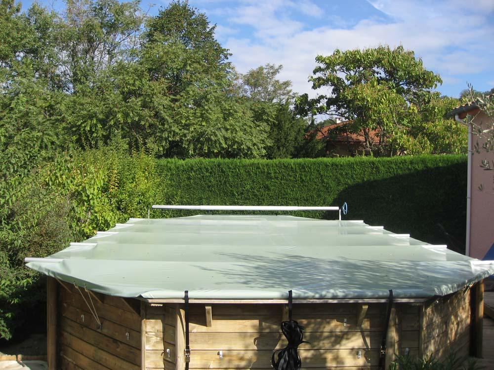 Vente bache piscine tritoo maison et jardin for Sandow pour enrouleur bache piscine