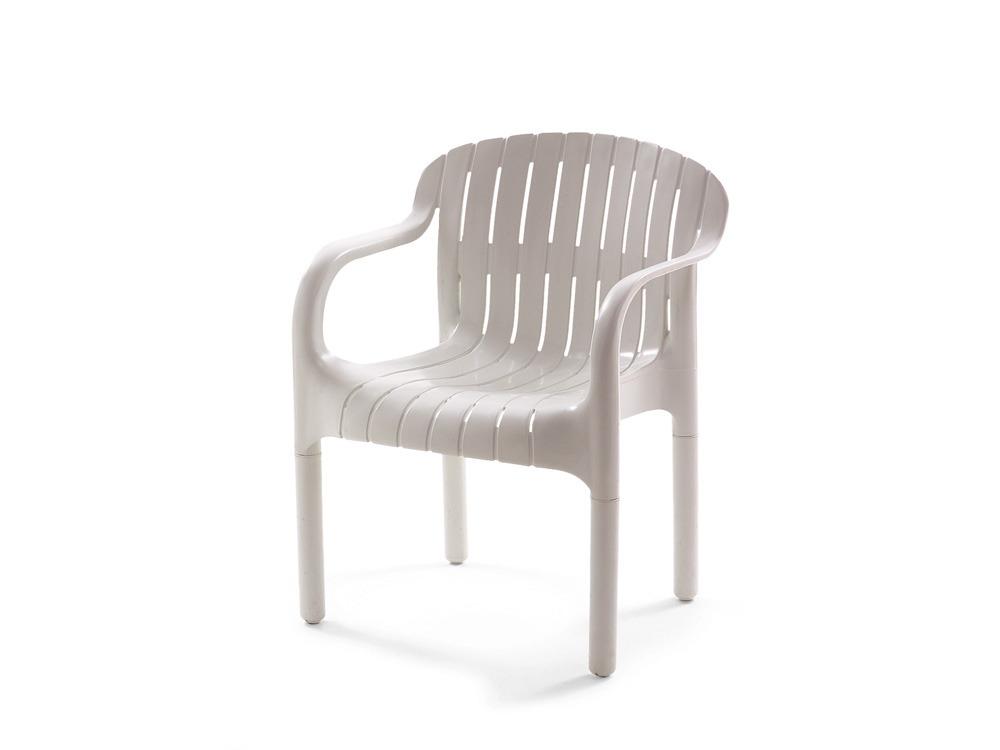 fauteuil de jardin dangari blanc 61845. Black Bedroom Furniture Sets. Home Design Ideas