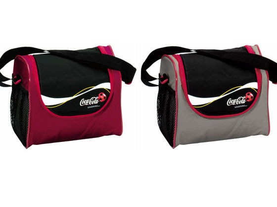 Glaci re sac isotherme en bandouli re football coolbag - Sac repas bureau ...
