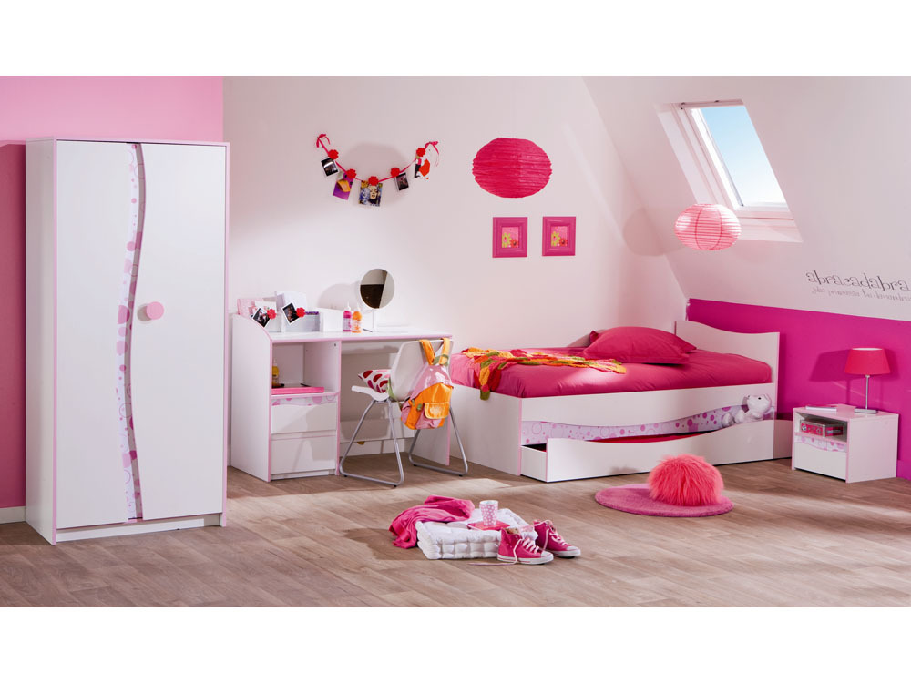 lit combin fille grenadine pictures to pin on pinterest. Black Bedroom Furniture Sets. Home Design Ideas