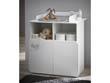 """Commode - Table à langer """"Kitty"""" - 87 x 73 x 101 cm - Blanc"""