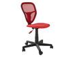 "Chaise de bureau Dactylo ""Radius"" - Rouge"
