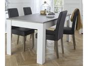 "Table repas ""Marquis"" - 90 x 170 x 77,2 cm - Coloris Pin Andersen"