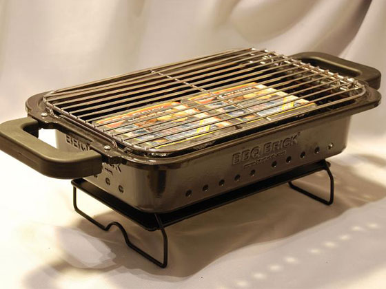 Barbecue BBQ Docking + BBqbrick 4Kg