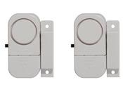 Lot de mini-alarmes - 120 dB