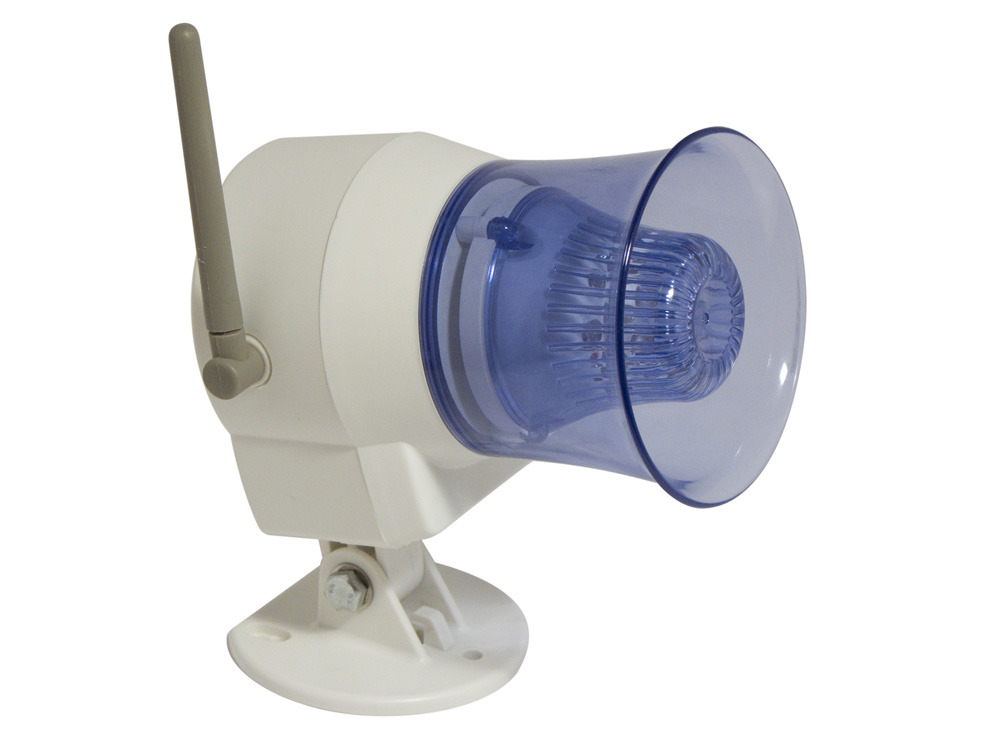 Sir ne ext rieure sans fil 61832 for Sirene alarme exterieure sans fil