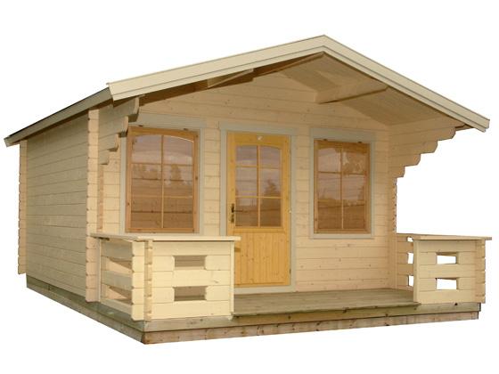 abri jardin bois lillevilla 50 m x x m 45 mm 28256. Black Bedroom Furniture Sets. Home Design Ideas