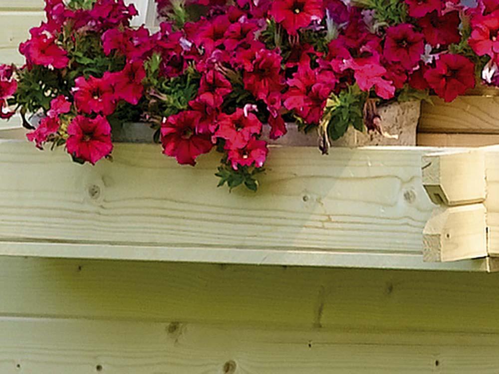 Vente abri jardin tritoo maison et jardin - Fixer jardiniere rebord fenetre ...