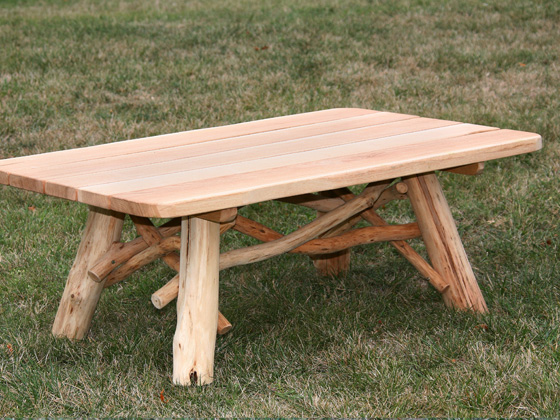 Table de jardin - 120 cm