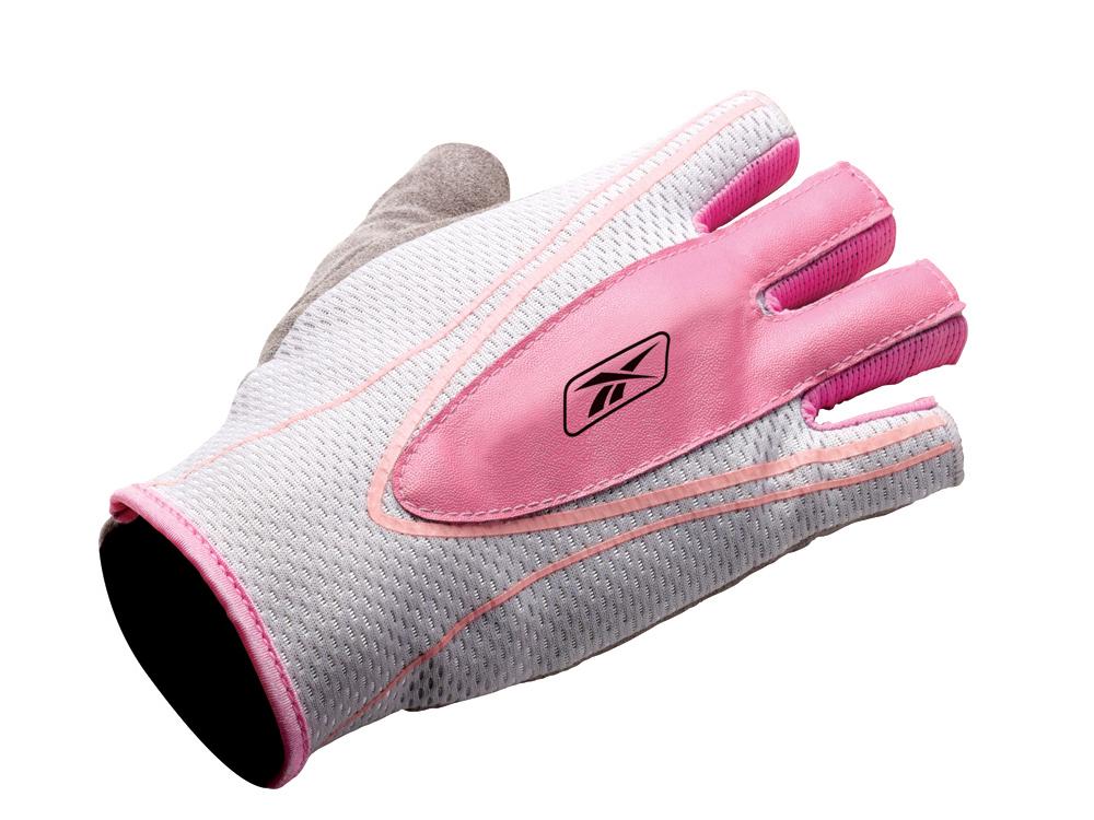 accessoires musculation gants pour femme taille s reebok 29466 29475. Black Bedroom Furniture Sets. Home Design Ideas