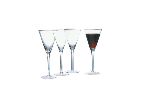 Set de verres à vin rouge - 8 pièces