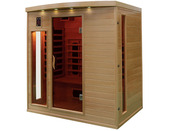 "Cabine de sauna infrarouge "" Apollon """