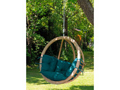 "Nacelle jardin "" GLOBO Chair vert """