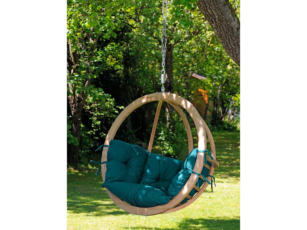 Nacelle jardin GLOBO Chair vert