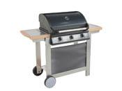 """Barbecue gaz """"Fiesta 3"""" - 3 brûleurs - 10.5kW"""