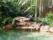 """Cascade piscine """"Fiji"""" - 240 x 105 x 88 cm"""