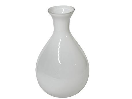 Objet de décoration - Vase en verre - coloris Blanc