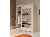 """Armoire 2 portes """"Soft"""" - 181 x 61 x 217 cm"""