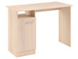 "Bureau ""Soft"" - 100 x 49 x 74 cm - Coloris acacia"
