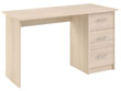 "Bureau ""Soft"" - 121 x 55 x 74 cm - Coloris acacia"