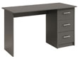 "Bureau ""Soft"" - 121 x 55 x 74 cm - Coloris gris"