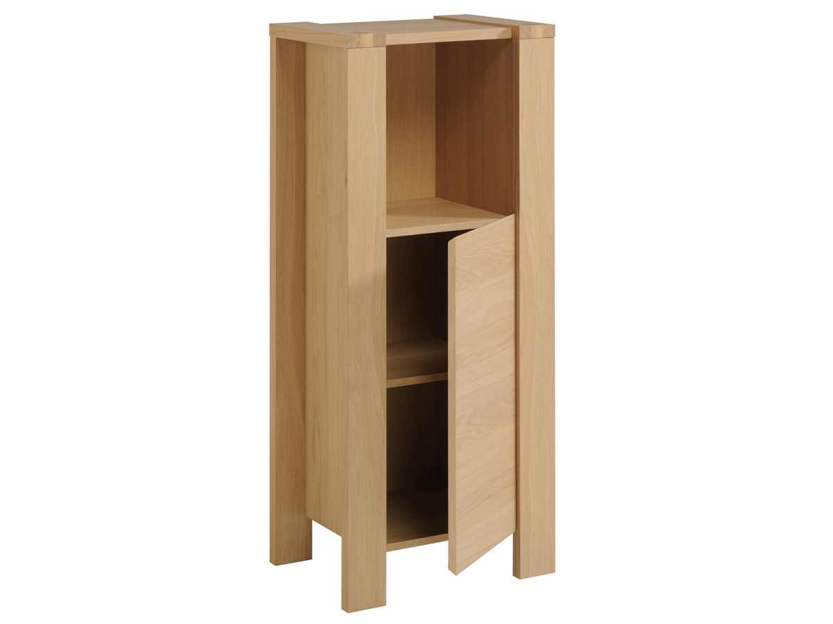 meuble de salle de bain colonne edna 50 x 36 x 120 cm. Black Bedroom Furniture Sets. Home Design Ideas