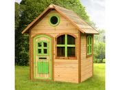 """Cabane enfant bois """"Julia"""" - 1.44 m² - 1.18 x 1.20 x 1.74 m"""